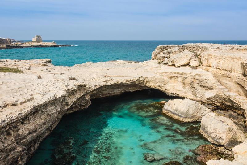 Le più belle piscine naturali del Salento