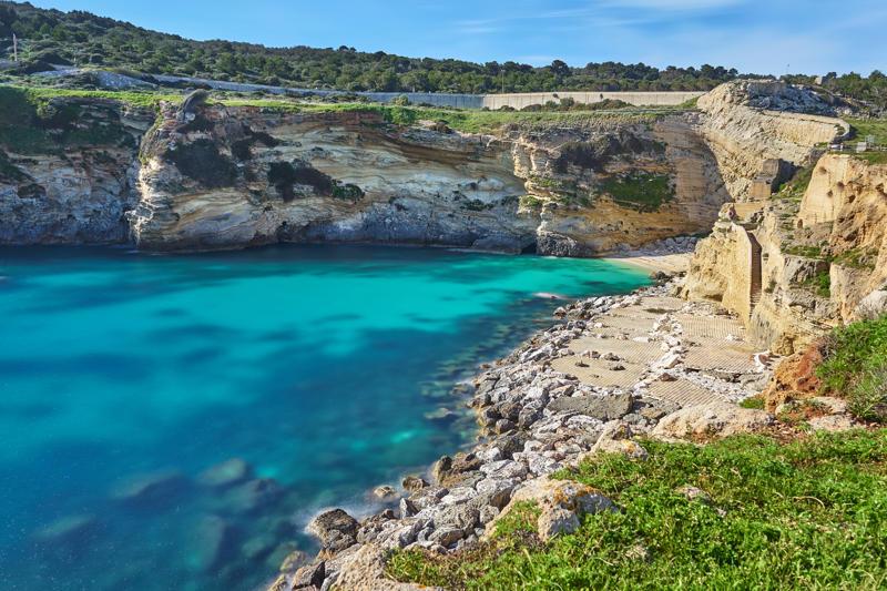 Le più belle spiagge della costa adriatica del Salento