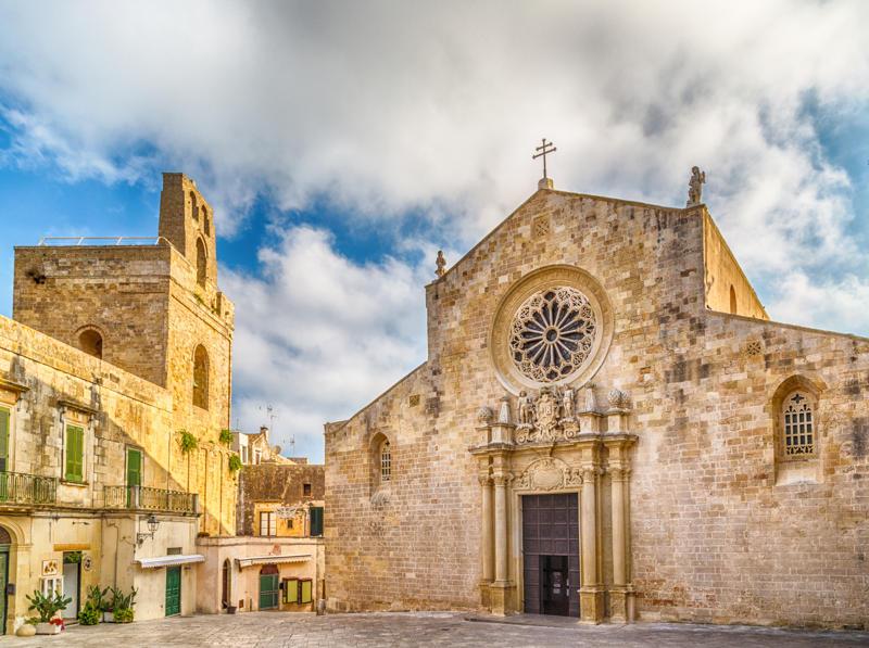 Risultati immagini per cattedrale di otranto